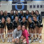 Varsity Volleyball beats North Charleston 3 – 0