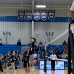 Varsity Volleyball beats Calhoun County 3 – 0