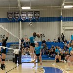 Volleyball v Johnsonville