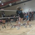Volleyball Beat Bamberg 3-0 On the Road Tonight!!