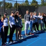 Tennis Falls to Christ Church in State Championship