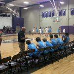 Boys Junior Varsity Basketball beats First Baptist School of Charleston 55 – 23