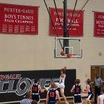 Boys Varsity Basketball Wins Both at the Porter-Gaud Holiday Classic!