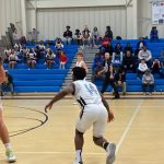 Boys Varsity Basketball Defeats North Charleston!