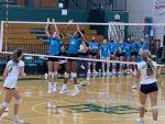 Varsity Volleyball beats Bishop England 3 – 2