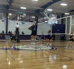 Varsity Volleyball beats First Baptist Church School 3 – 1