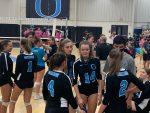 Volleyball Wins Region 8-AAA!