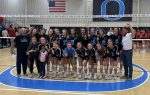 Varsity Volleyball beats Gilbert 3 – 1 to win Lower State!