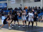 Girls Varsity Basketball falls to Hilton Head 40 – 33
