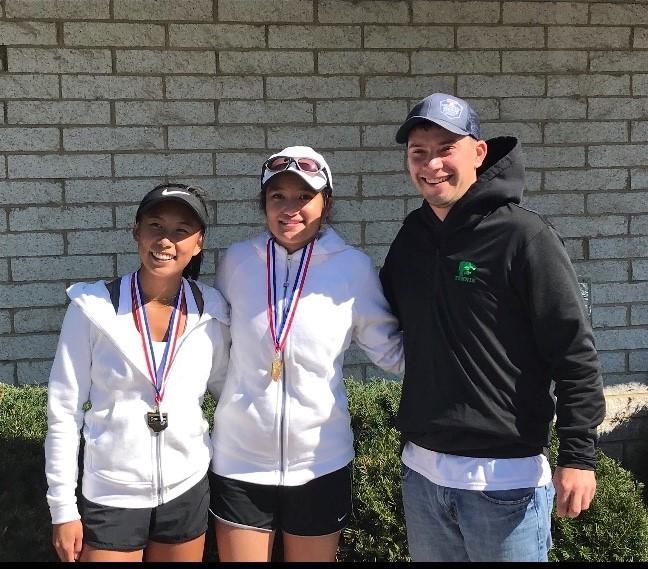 Kassaie & Hsu District Doubles Champions