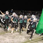 Mayfield Football takes on Akron Hoban in the Regional Semifinals 11/15