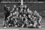 Girls Soccer Tryouts Start August 3