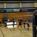 Volleyball vs. Armstrong - 10/8/19