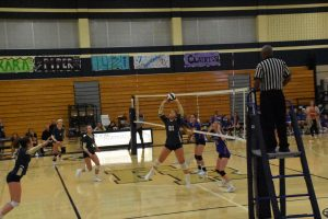 Volleyball vs. Armstrong – 10/8/19