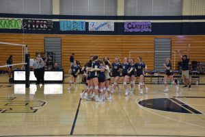 Volleyball vs. Woodland Hills – 10/11/19