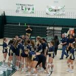 Volleyball vs. Armstrong - 10-28-19