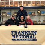 Victoria Rothrauff signs with Seton Hill