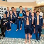Boys Swimming & Diving Claims County Championship