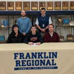 Logan Summerhill signs with Edinboro University