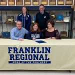 Alaina Jenkins signs with Robert Morris University