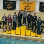 Carson Yohe Takes 4th Place at WPIAL Diving Championship