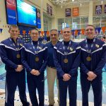 Boys 200 Free Relay places 7th at State Meet