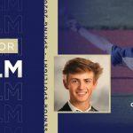 Senior Spotlight – Connor Helm