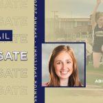 Senior Spotlight – Abigail Applegate