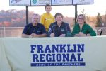 Tim Quinn signs NLI with Mercyhurst