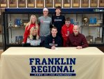 Luke Kimmich signs NLI with Grove City College