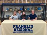 Abby Krieger signs with Grove City College