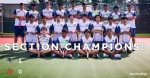 Boys Tennis Claims Section Title