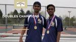 Nadesan and Kulkarni are WPIAL Doubles Champions!