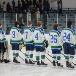 Varsity Hockey falls to Brighton 3-2 in OT in Season Opener