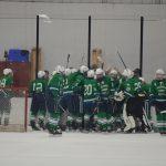 Varsity Hockey makes comeback to beat Salem 4-3 in OT