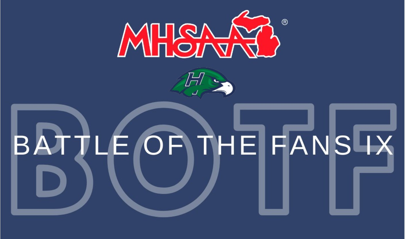 Heritage High School Named MHSAA Battle of the Fans Semifinalist
