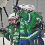 Saginaw Heritage Hockey defeats Grand Rapids Catholic Central 6-4