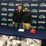 Keegan Robertson Signs For Ferris
