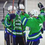 Saginaw Heritage Hockey beats Brother Rice 3-0 in MIHL Showcase