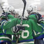 5 Different Goal Scorers help Saginaw Heritage Hockey beat Flint Powers 5-2 in League Play