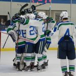 Saginaw Heritage Hockey defeats Hartland 6-2 in last regular season game