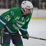 Saginaw Heritage Hockey defeats Bay Area Thunder 8-0 in Playoff Action