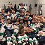 Saginaw Heritage wins 3rd straight Regional Championship