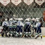 Saginaw Heritage Hockey advances to State Semi-Finals after Triple Overtime win over Kalamazoo Eagles