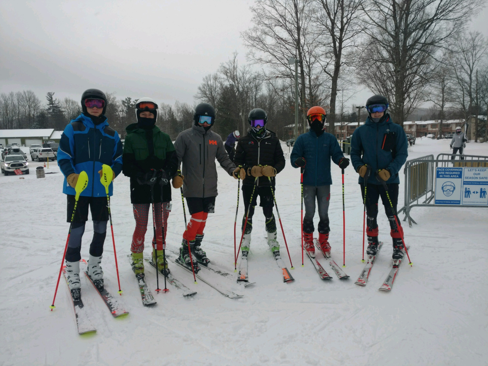 2020-2021 Boys & Girls Ski