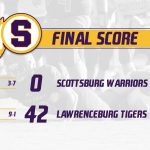 Boys Varsity Football falls to Lawrenceburg 42 – 0