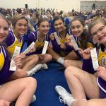 Scottsburg Cheer Team Advances to State