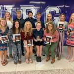 Senior Scholar Athletes Recognized