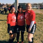 Warriorettes Soccer Players Shine in All Star Game