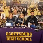 Mays Signs NLI to Lincoln Memorial